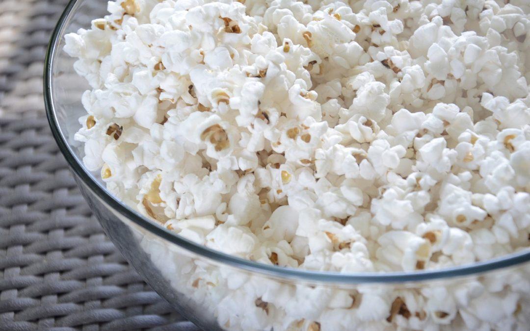 Perfect RV Popcorn